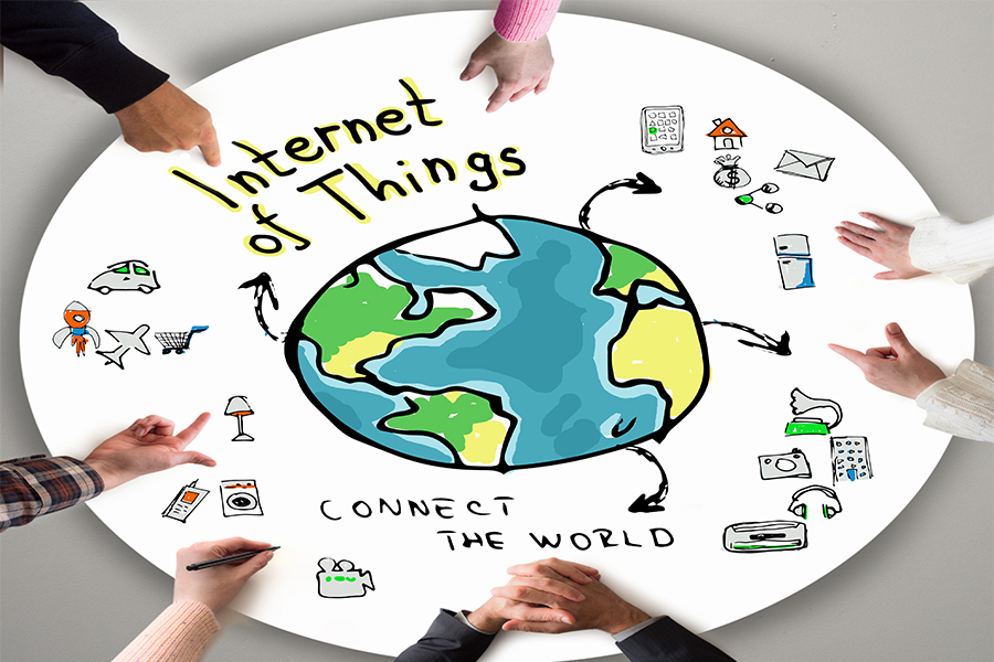 The third wave of information technology: the Internet of things Financial Era