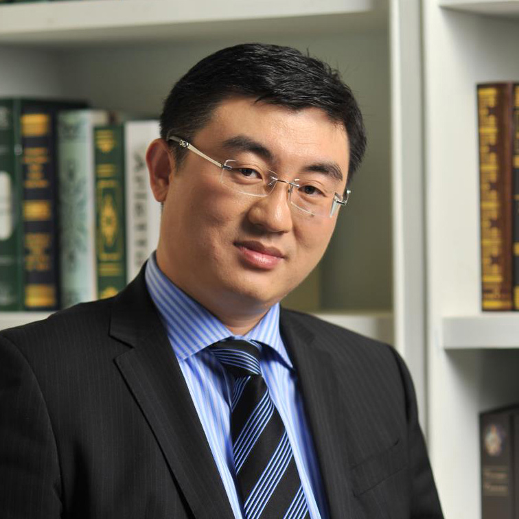 DeepBlue Technology CEO Chen Haibo